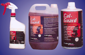 how to use welding anti spatter spray